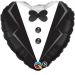 F17 - Folienballon Anzug
