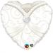 F18 - Folienballon Brautkleid