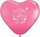 HMA11 - Hochzeitsauto pink