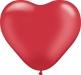 Nr. 1 Herzballon rot