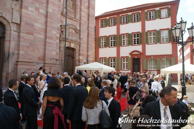 Sektempfang Heidelberg