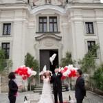 Das Ballonspecial von Ihre Hochzeitstauben | Weiße Tauben und Ballons zur Hochzeit