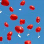 Herzballons aus unserem Angebot