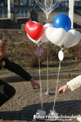 Ballons zur Hochzeit 18 | © Ihre Hochzeitstauben
