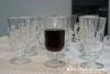 Glühwein statt Sektempfang -Glühweinglas | ©Ihre Hochzeitstauben