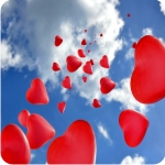 Herzluftballons Bildergalerie