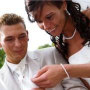 Fototauben zur Hochzeit