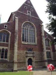 Münster Petrikirche Hochzeitstauben