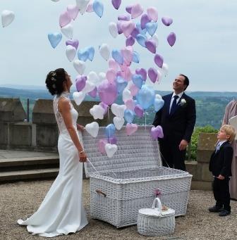 Hochzeit Tauben Fliegen Lassen - Hochzeits Idee