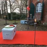 Winterspecial mit Glühwein und Ballons in Uetersen