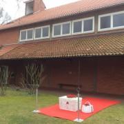 Hochzeitstauben in Bremen Blumenthal