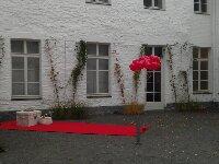 Luftballons zur Hochzeit in Ratingen | ©IhreHochzeitstauben